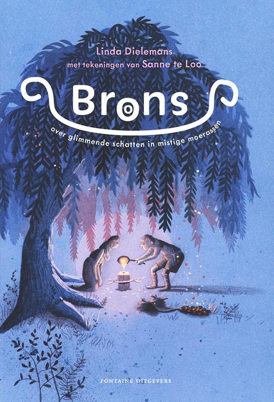 Brons - Linda Dielemans - Fontaine Uitgevers