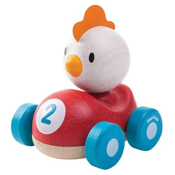Plan Toys Chicken Racer