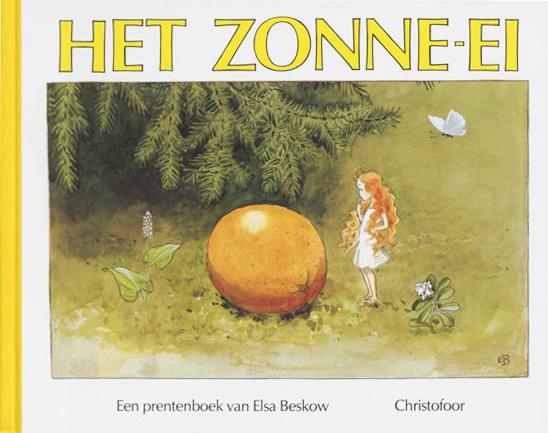 Het zonne-ei - Elsa Beskow - Christofoor