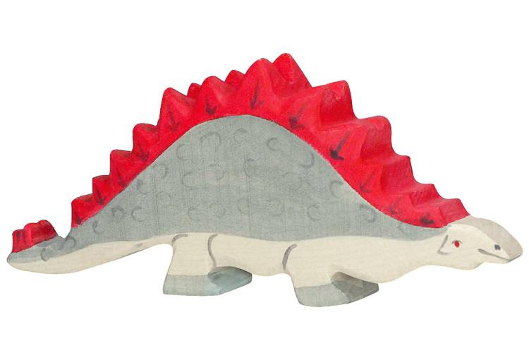 Holztiger Houten dino Stegosaurus