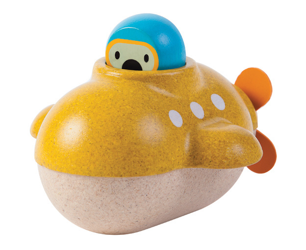 Plan Toys Onderzeeër, Submarine