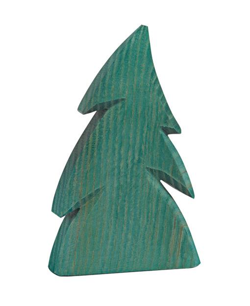 Ostheimer Houten Dennenboom klein