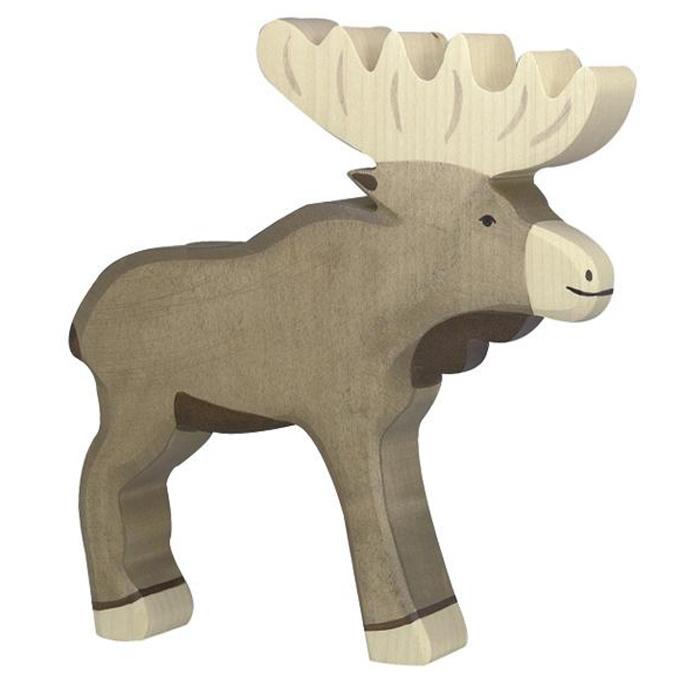 Holztiger Houten Eland