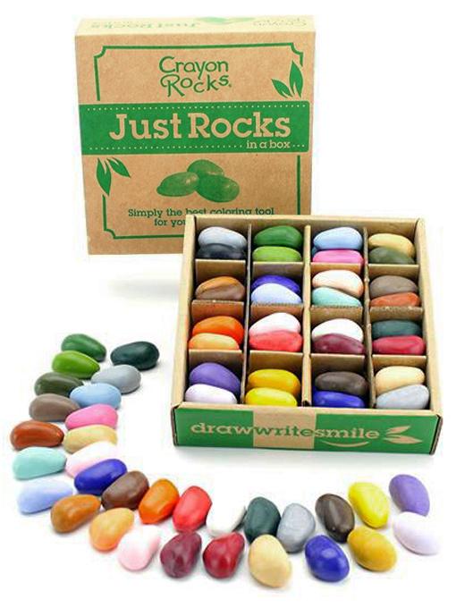 Crayon Rocks, 2 x 32 kleuren in doosje