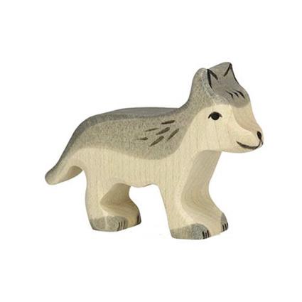 Holztiger Houten Wolfje