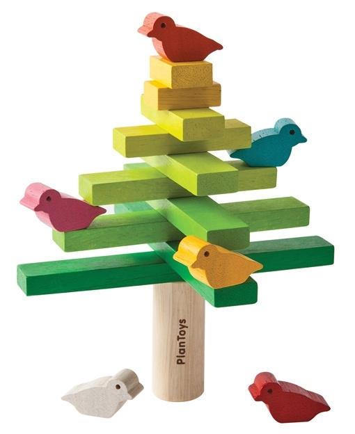Plan Toys Balanceer boom, Balancing Tree
