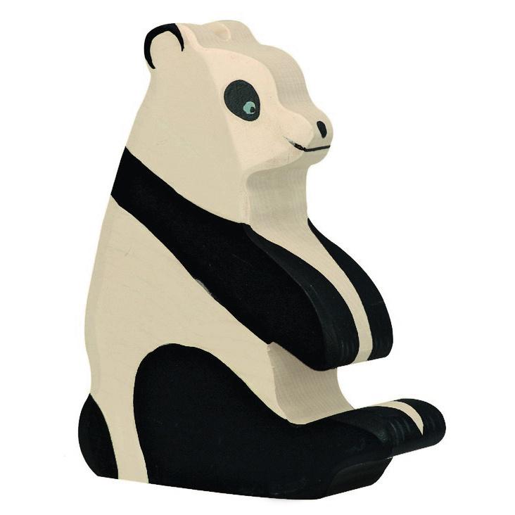 Holztiger Houten Panda