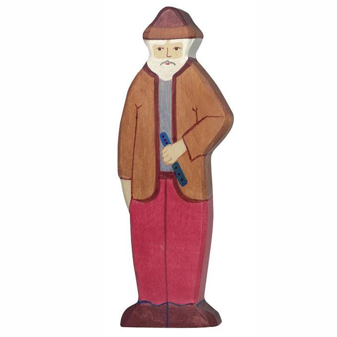 Holztiger Houten Opa / Grootvader