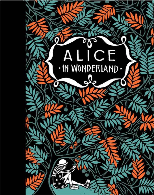 Alice in Wonderland & in Spiegelland - Lewis Carroll & Floor Rieder - Gottmer