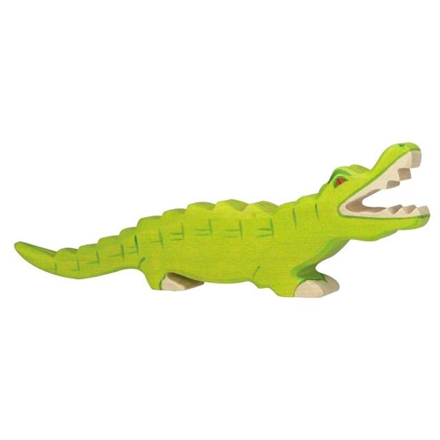 Holztiger Houten Krokodil