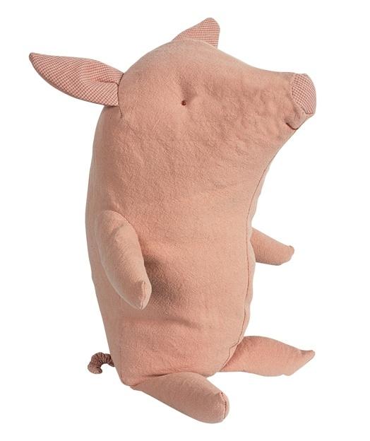 Maileg Knuffel Varken, Pig Truffle Medium