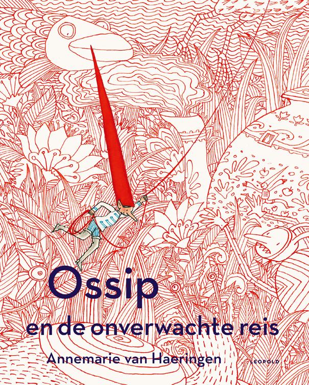 Ossip en de onverwachte reis - Annemarie van Haeringen - Leopold