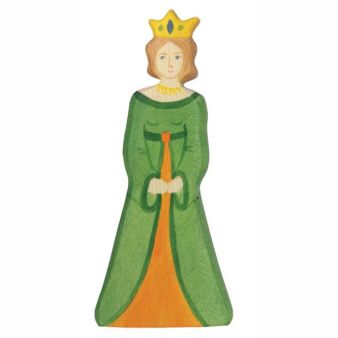 Holztiger Houten Koningin