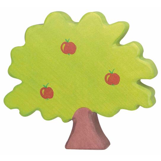 Holztiger  Houten Appelboom Groot