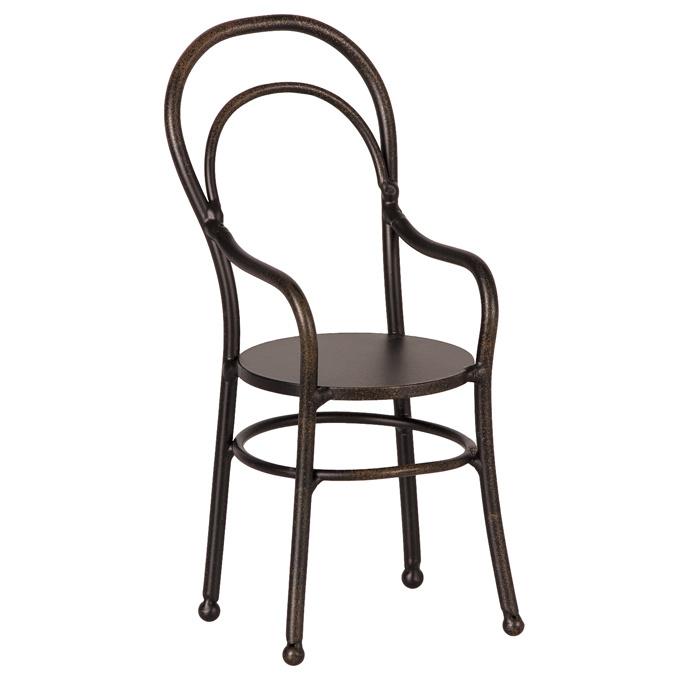 Maileg metalen stoeltje Thonet, Mini 13,5 cm