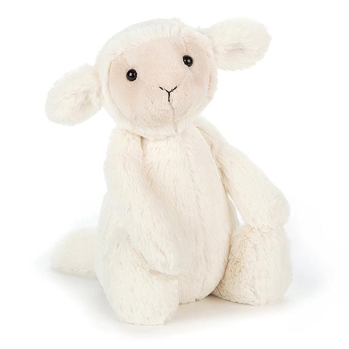 Jellycat Knuffel Lammetje 31cm, Bashful Lamb Medium