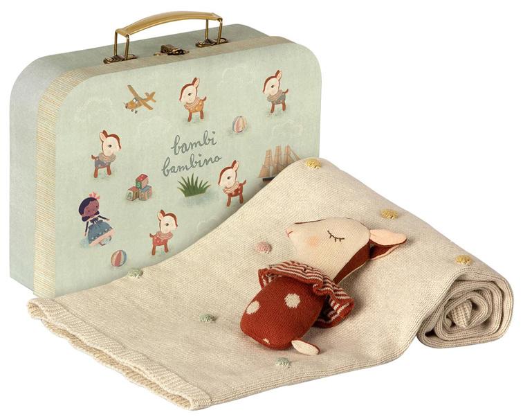 Maileg Baby Gift Set, Rusty