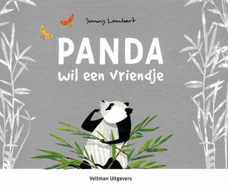 Panda wil een vriendje - Jonny Lambert