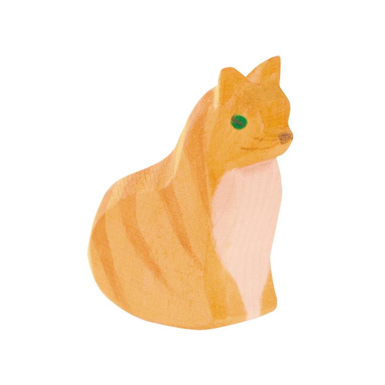 Ostheimer Houten Kat zittend
