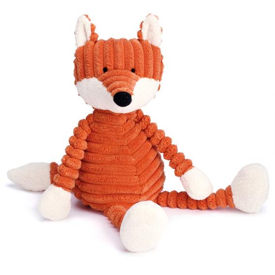 Jellycat Knuffel Vos 34 cm, Cordy Roy Fox Baby