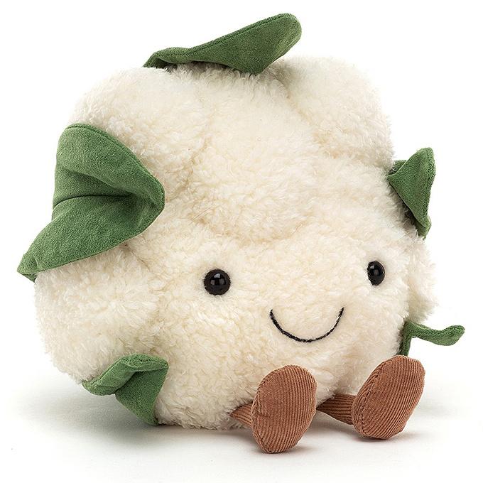 Jellycat Knuffel Bloemkool, Amuseable Cauliflower