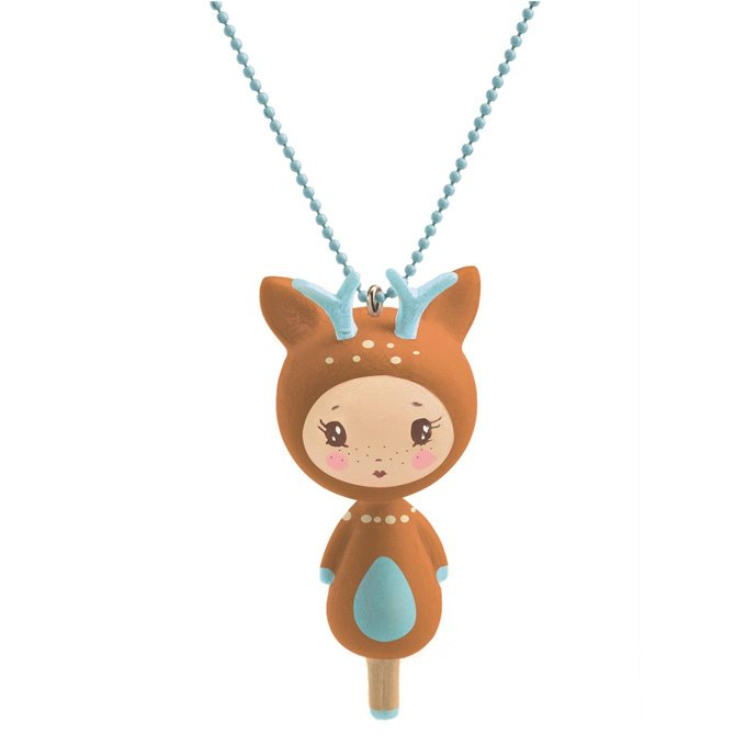 Djeco Ketting Lovely Charms Darling Deer