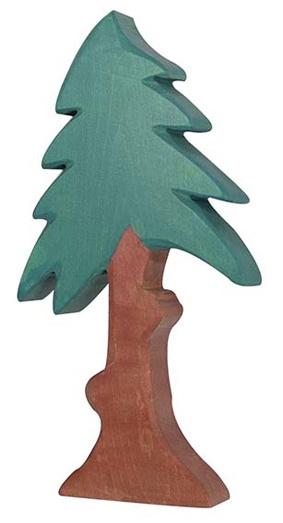 Holztiger Houten Naaldboom Groot