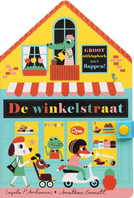 De Winkelstraat - Ingela P Arrhenius - Gottmer