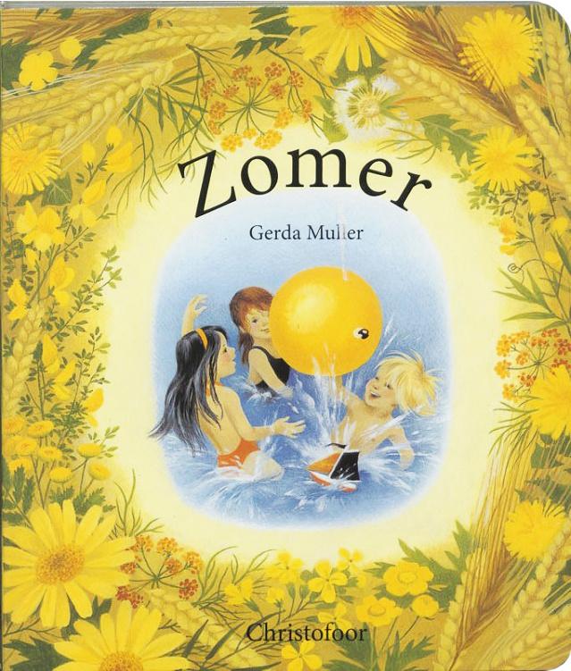 Zomer - Gerda Muller - Christofoor
