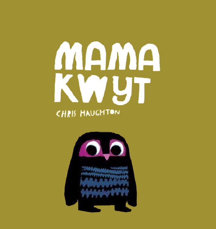 Mama kwijt - Chris Haughton