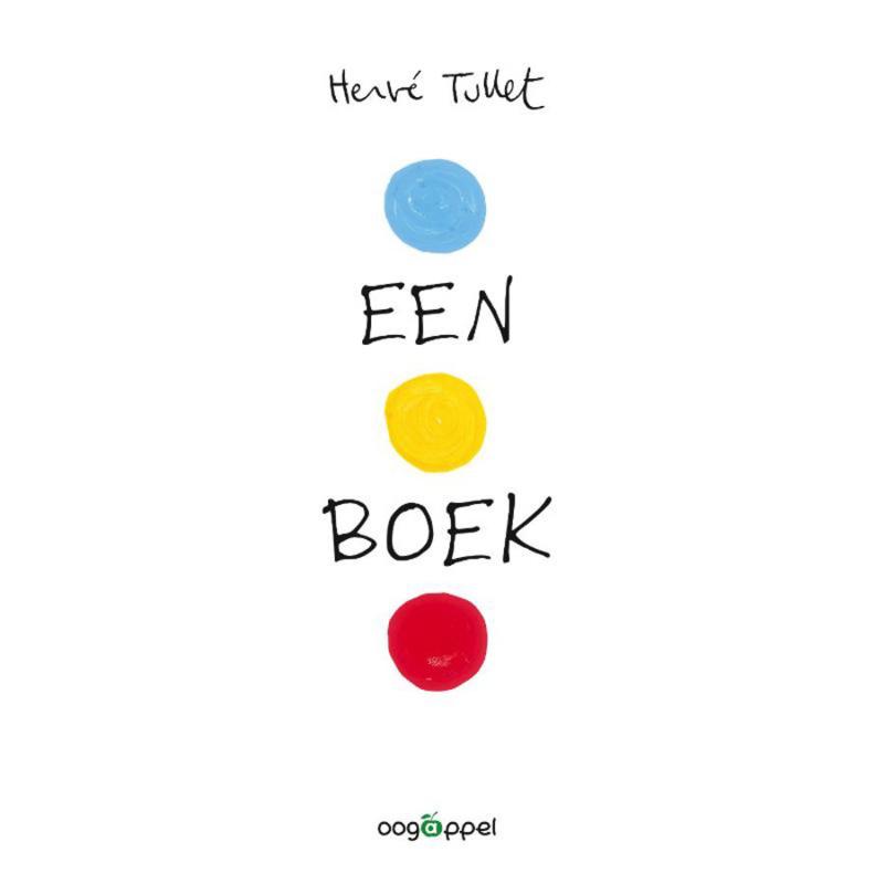 Een boek - Hervé Tullet - Oogappel