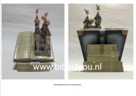 Efteling Miniaturen  2021 Sprookjesboek