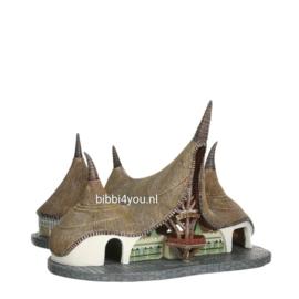 Efteling miniaturen 2019 entrée - l35xb29xh21cm