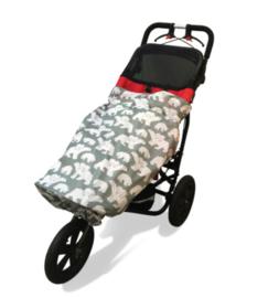 beer regen hoes kids child rolstoel speciale buggy