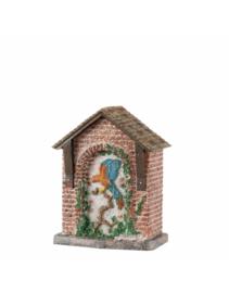 Efteling miniaturen sprekende papegaai 2018