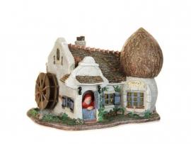Efteling Miniaturen Huis van Tobbelientje MET BEWEGEND RAD nieuwe edite 2021