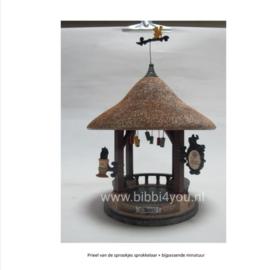 Efteling Miniaturen 2021 pireel sprookjes sprokkelaar en bijpassend figuur