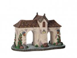 Efteling Miniaturen De poort van Doornroosje