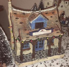 Efteling Miniaturen 2017 Huis van Gepetto collectie