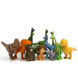 The Good Dinosaurus taart cake figuren