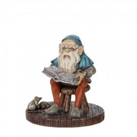 Efteling Miniaturen Schrijf kabouter