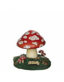 Efteling miniaturen 2017 muziek paddestoel