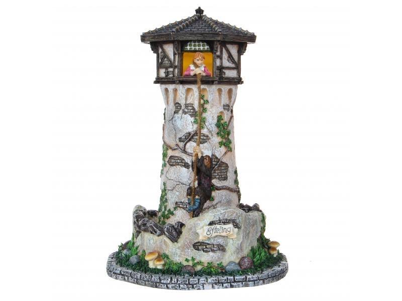 Efteling Miniaturen De toren van Raponsje.