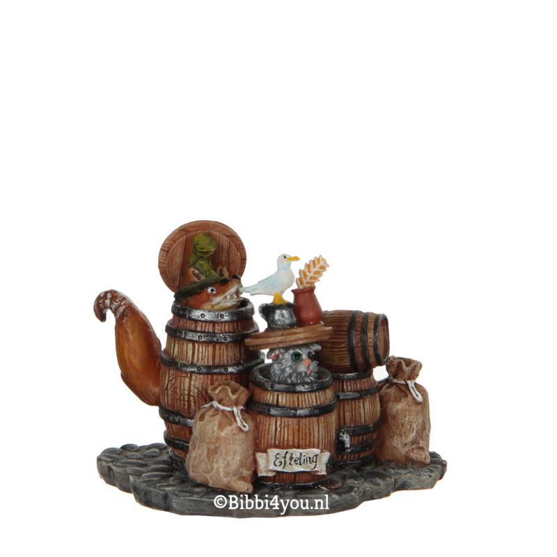 Efteling Miniaturen 2017 De Vos en de Kat