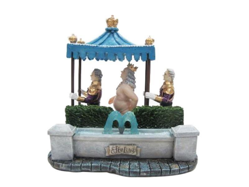 Efteling Miniaturen 2016 kleding van de keizer