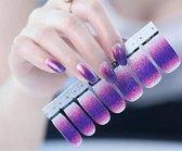 Bibbi4you Nagel sticker paars lila