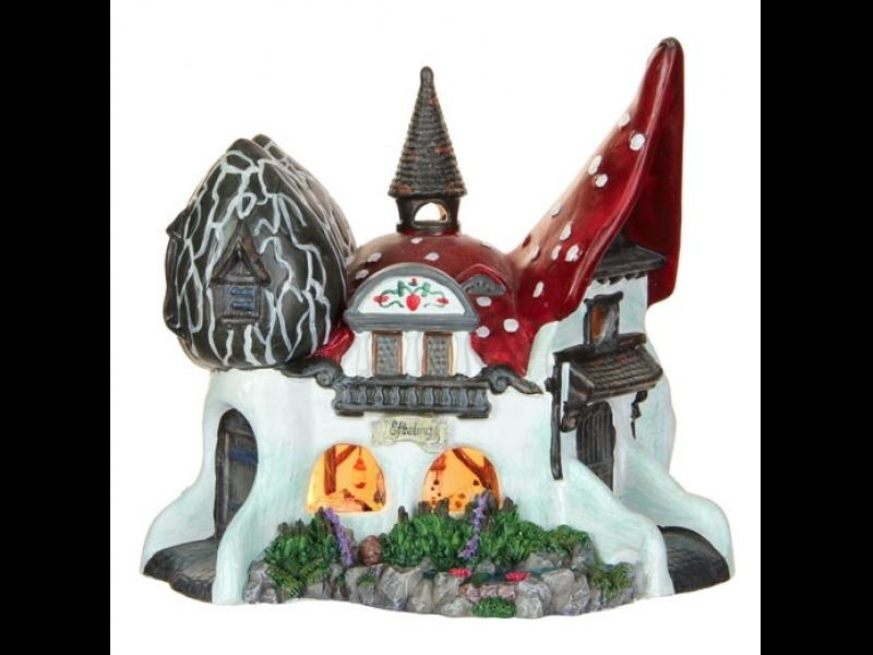 Efteling Miniaturen Huis Van De Kabouters (puntdak)
