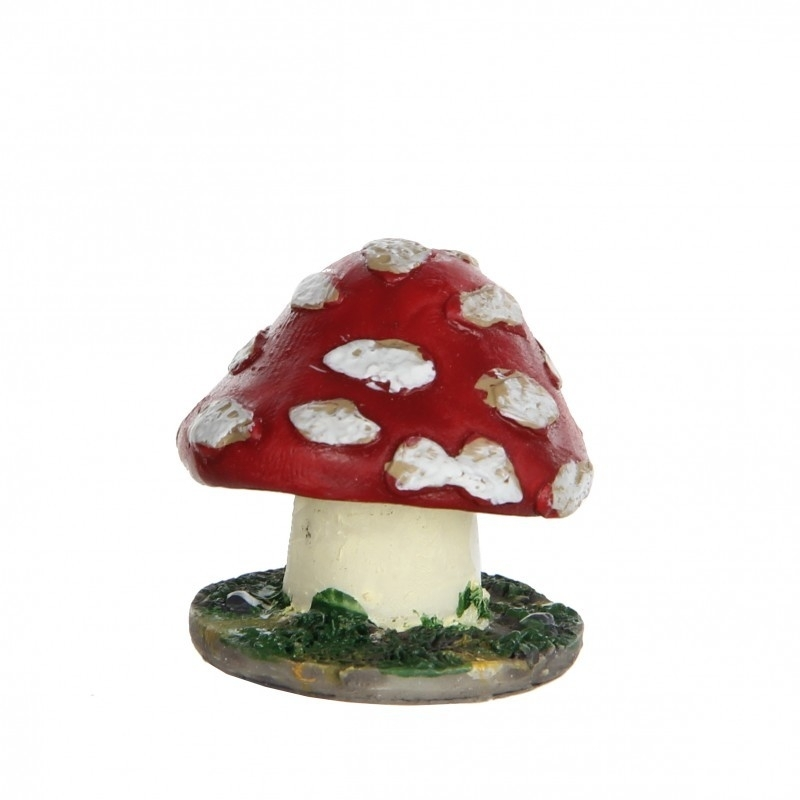 Efteling Miniaturen paddestoel