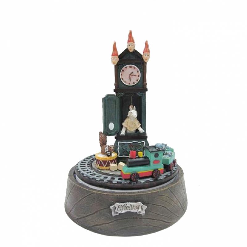 Efteling Miniaturen geitjes klok