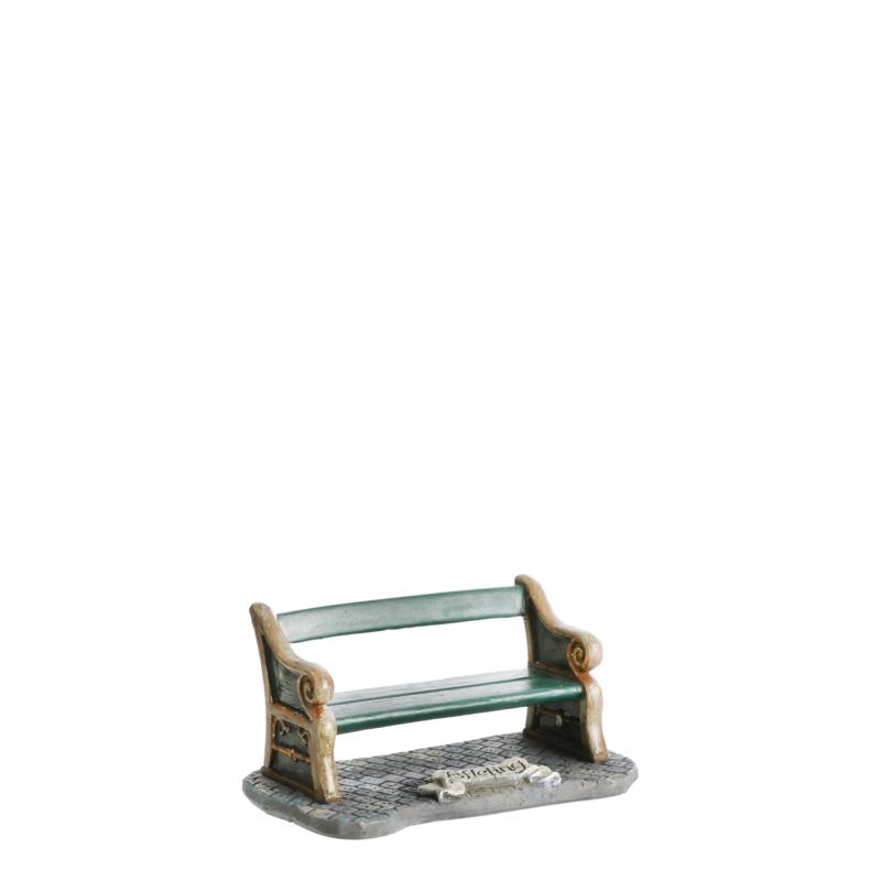 Efteling miniaturen 2019 bankje
